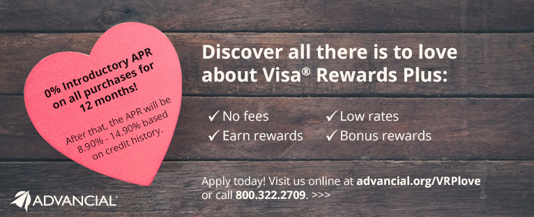 visa rewards plus