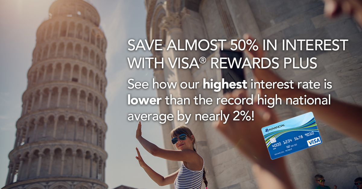 advancial visa