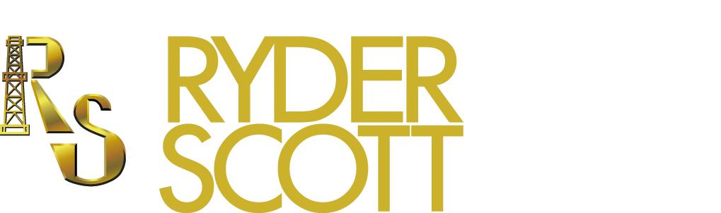 Ryder Scott Company Logo